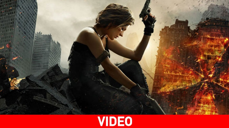 To πρώτο trailer του Resident Evil: The Last Chapter