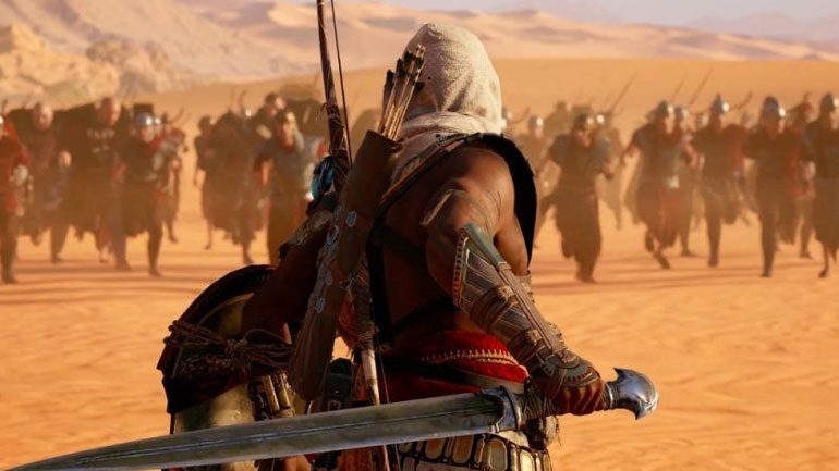 Σε προσφορά το Assassin's Creed Origins σε PC Digital Download