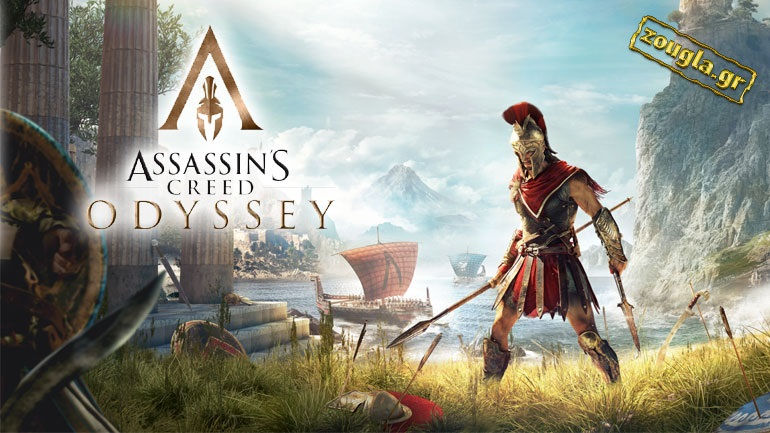 Assassin's Creed Odyssey - Preview: Ταξίδι στη Μύκονο και τη Δήλο