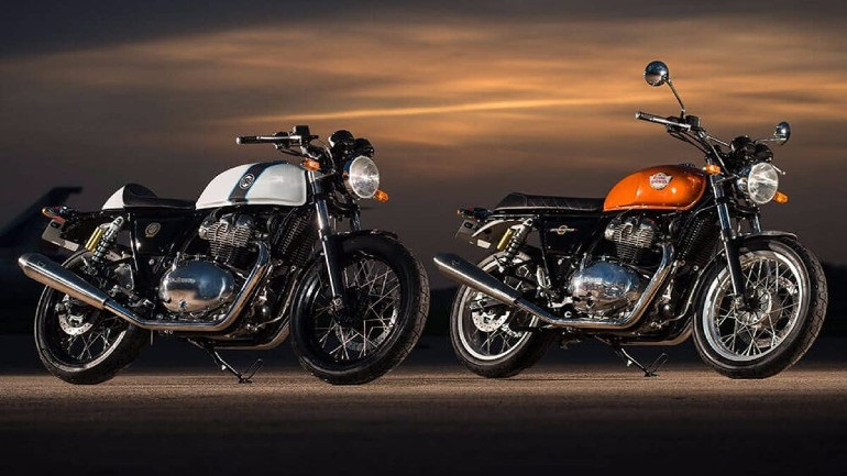 Make it Yours από τη Royal Enfield