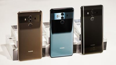 "Huawei Mate 10 Pro: Mε βραβεία ""Smartphone of the Year"" και ""Best Battery Life"""