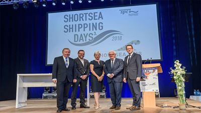 Η ΕΕΝΜΑ στο Shortsea Shipping Days 2018
