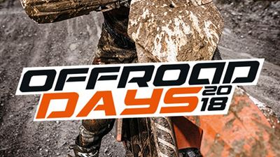 KTM OFF ROAD DAYS 2018