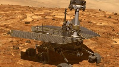 NASA: To ρόβερ Opportunity «πέθανε» στον Άρη
