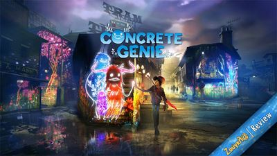 Concrete Genie - Review: Η ζωγραφική ως όπλο εναντίον του bullying
