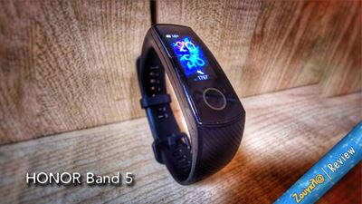 HONOR Band 5 - Review: Ιδιαίτερα δελεαστική πρόταση