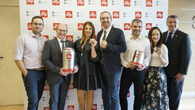 To 1o illy Workshop by illy caffe experts στις 11-12 Νοεμβρίου