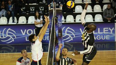 Volley League: Απώλειες για Φοίνικα και Ηρακλή