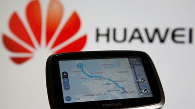 Huawei - TomTom: Συνεργασία για την ανάπτυξη δικού τους «Google Maps»