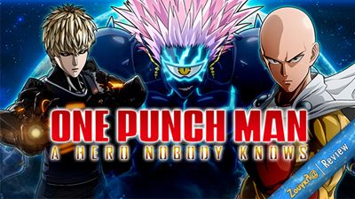 One Punch Man: A Hero Nobody Knows - Review: Ίσως χρειαζόταν διαφορετική προσέγγιση