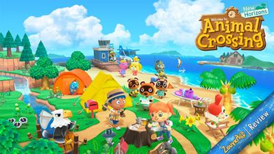 Animal Crossing: New Horizons - Review: Εξομοιωτής διακοπών εν μέσω καραντίνας