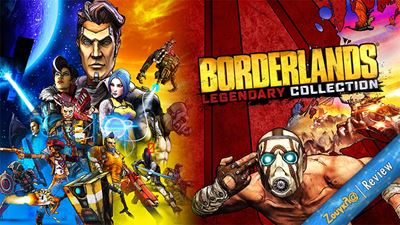 Borderlands Legendary Collection - Review: Κομψά και φορητά
