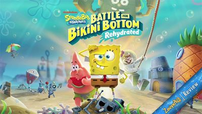 SpongeBob SquarePants: Battle for Bikini Bottom – Rehydrated - Review: Πολύχρωμο και διασκεδαστικό