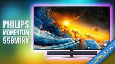 Philips Momentum 558M1RY - Review: Ένα ΤΕΡΑΣΤΙΟ monitor για console gaming