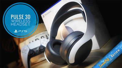 PlayStation PULSE 3D Wireless Headset - Review: Απολαύστε τον 3D ήχο του PS5