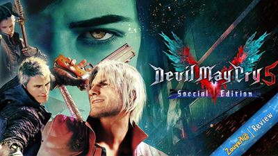 Devil May Cry 5 Special Edition - Review: Ό,τι καλύτερο κυκλοφορεί σε action