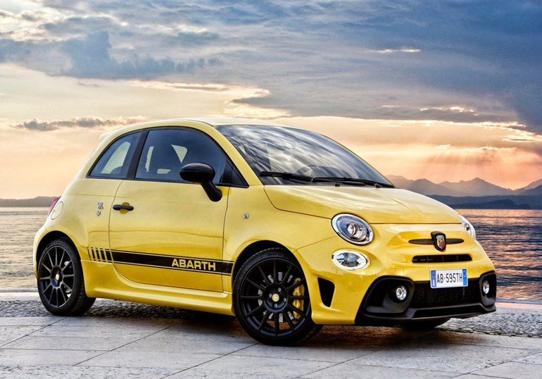 To Abarth 595
