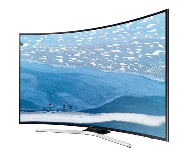 Samsung LED TV UE49MU6202 49' 4Κ Ultra HD Curved Smart στα 579€