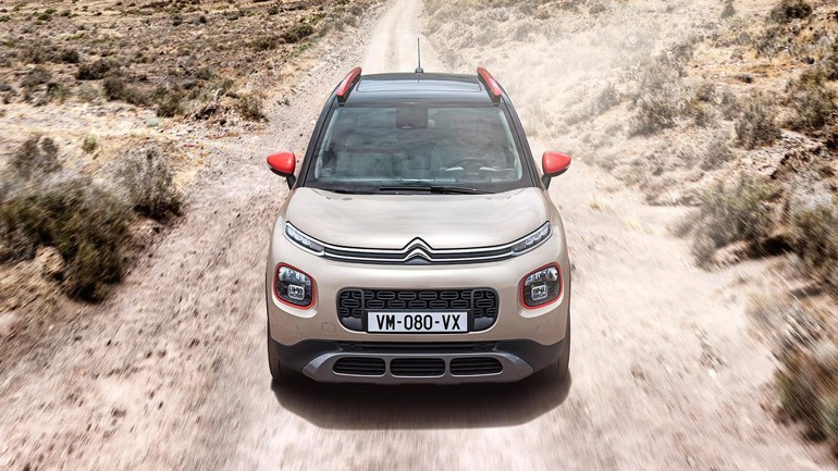 To Citroen C3 Aircross