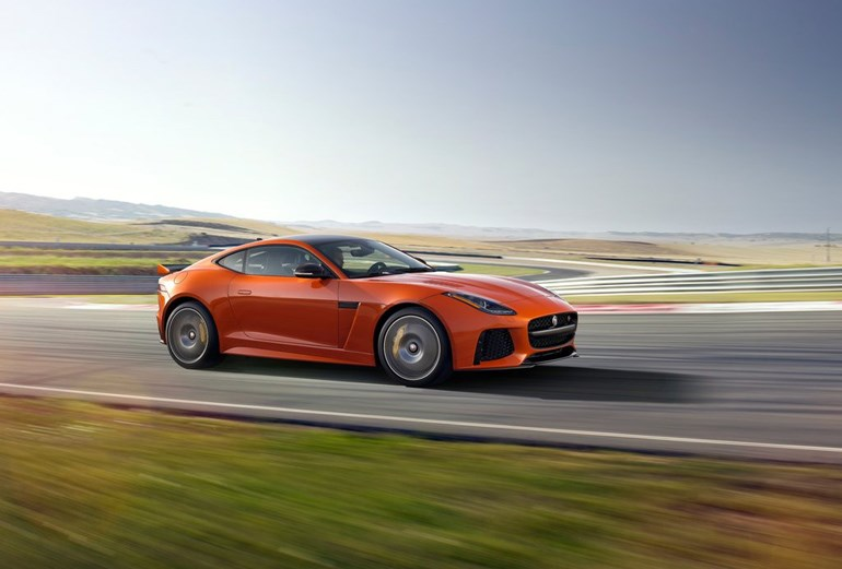 Η Jaguar F-Type