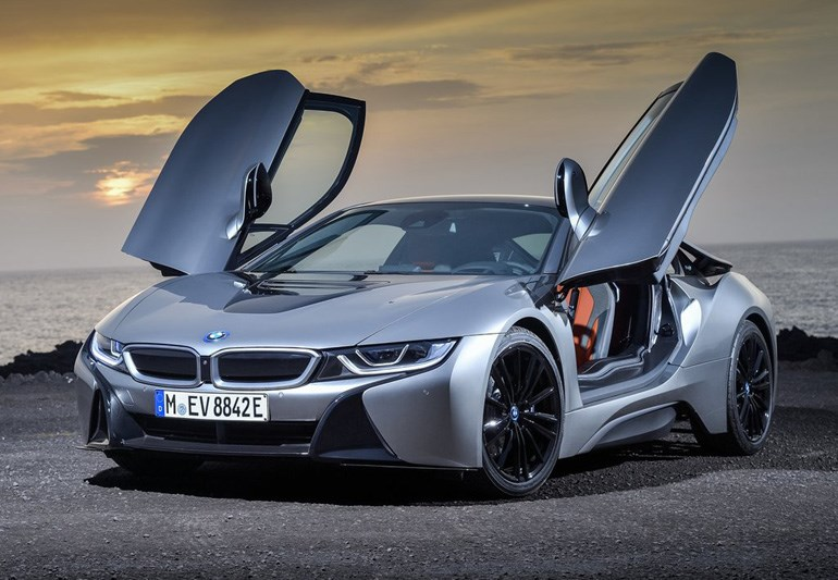 H BMW i8 Coupe