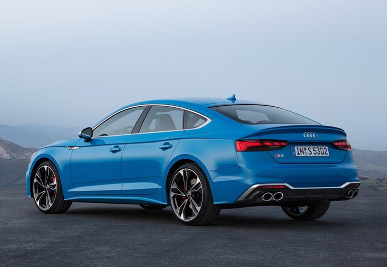 To Audi RS5 Sportback