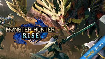 Monster Hunter Rise - Review: Σχεδόν τέλειο