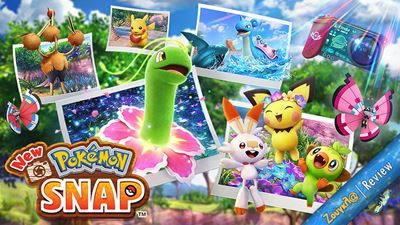 New Pokemon Snap - Review: Η αναβίωση ενός ξεχασμένου spin-off